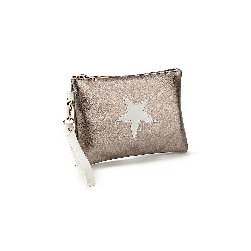 Sparkly Star Clutch Bag Wholesale Price